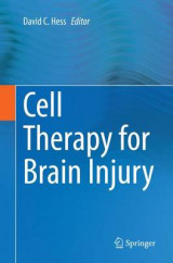 Omslag - Cell Therapy for Brain Injury