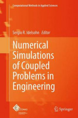 Omslag - Numerical Simulations of Coupled Problems in Engineering