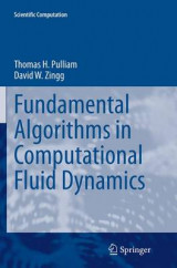 Omslag - Fundamental Algorithms in Computational Fluid Dynamics