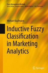 Omslag - Inductive Fuzzy Classification in Marketing Analytics