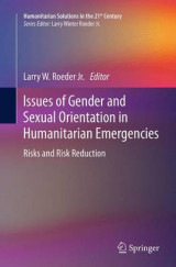 Omslag - Issues of Gender and Sexual Orientation in Humanitarian Emergencies