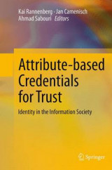 Omslag - Attribute-Based Credentials for Trust
