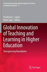 Omslag - Global Innovation of Teaching and Learning in Higher Education