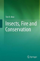 Omslag - Insects, Fire and Conservation