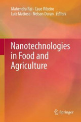 Omslag - Nanotechnologies in Food and Agriculture