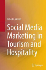 Omslag - Social Media Marketing in Tourism and Hospitality