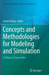 Omslag - Concepts and Methodologies for Modeling and Simulation