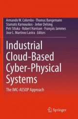 Omslag - Industrial Cloud-Based Cyber-Physical Systems