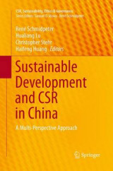 Omslag - Sustainable Development and CSR in China
