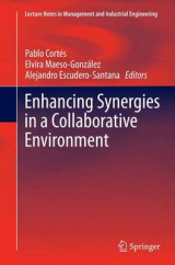 Omslag - Enhancing Synergies in a Collaborative Environment