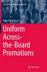 Omslag - Uniform Across-the-Board Promotions