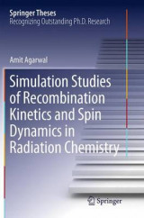 Omslag - Simulation Studies of Recombination Kinetics and Spin Dynamics in Radiation Chemistry