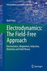 Omslag - Electrodynamics: The Field-Free Approach