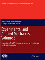 Omslag - Experimental and Applied Mechanics: Volume 6