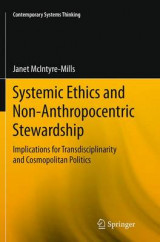 Omslag - Systemic Ethics and Non-Anthropocentric Stewardship