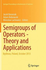 Omslag - Semigroups of Operators -Theory and Applications