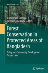 Omslag - Forest Conservation in Protected Areas of Bangladesh