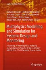 Omslag - Multiphysics Modelling and Simulation for Systems Design and Monitoring