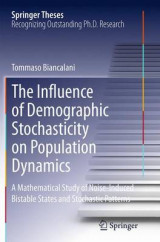 Omslag - The Influence of Demographic Stochasticity on Population Dynamics