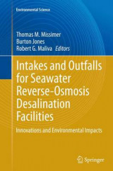 Omslag - Intakes and Outfalls for Seawater Reverse-Osmosis Desalination Facilities