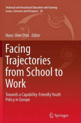 Omslag - Facing Trajectories from School to Work
