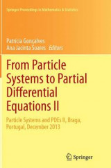 Omslag - From Particle Systems to Partial Differential Equations II
