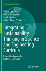 Omslag - Integrating Sustainability Thinking in Science and Engineering Curricula