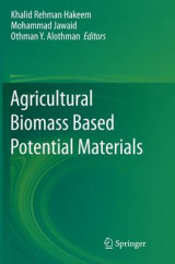 Omslag - Agricultural Biomass Based Potential Materials