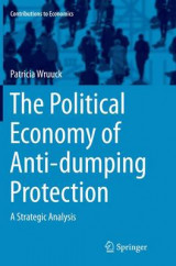 Omslag - The Political Economy of Anti-Dumping Protection