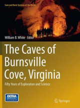 Omslag - The Caves of Burnsville Cove, Virginia