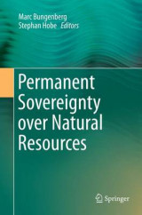 Omslag - Permanent Sovereignty Over Natural Resources