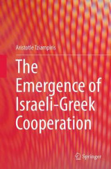 Omslag - The Emergence of Israeli-Greek Cooperation