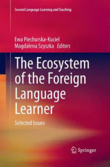 Omslag - The Ecosystem of the Foreign Language Learner