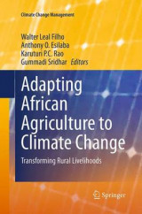 Omslag - Adapting African Agriculture to Climate Change
