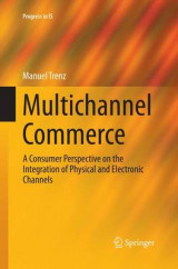 Omslag - Multichannel Commerce