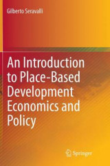 Omslag - An Introduction to Place-Based Development Economics and Policy
