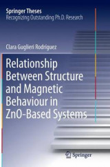 Omslag - Relationship Between Structure and Magnetic Behaviour in ZnO-Based Systems