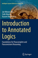 Omslag - Introduction to Annotated Logics