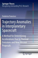 Omslag - Trajectory Anomalies in Interplanetary Spacecraft