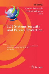 Omslag - ICT Systems Security and Privacy Protection