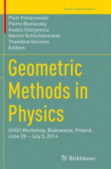 Omslag - Geometric Methods in Physics