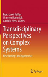 Omslag - Transdisciplinary Perspectives on Complex Systems 2016