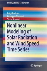 Omslag - Nonlinear Modeling of Solar-Radiation and Wind-Speed Time Series 2016