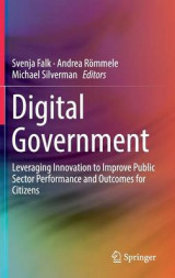 Omslag - Digital Government 2016