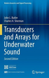 Omslag - Transducers and Arrays for Underwater Sound 2016