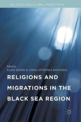 Omslag - Religions and Migrations in the Black Sea Region 2017
