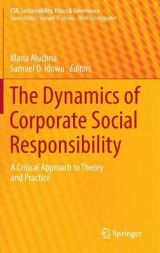 Omslag - The Dynamics of Corporate Social Responsibility 2016