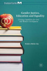 Omslag - Gender Justice, Education and Equality 2017