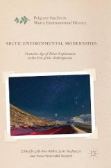 Omslag - Arctic Modernities, Environmental Politics, and the Era of the Anthropocene 2017