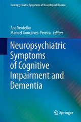 Omslag - Neuropsychiatric Symptoms of Cognitive Impairment and Dementia 2016